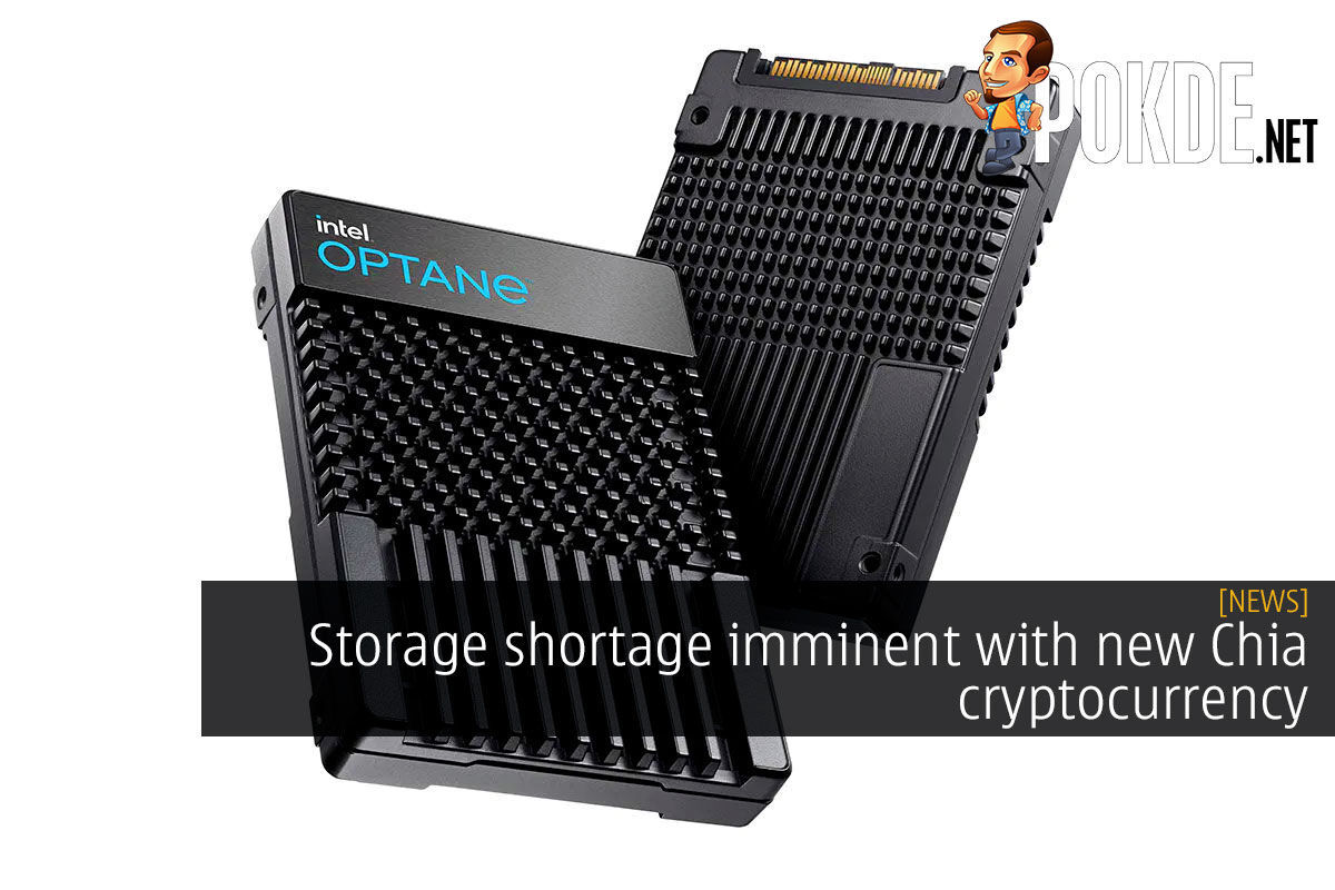 storage shortage chia cryptocurrency cover