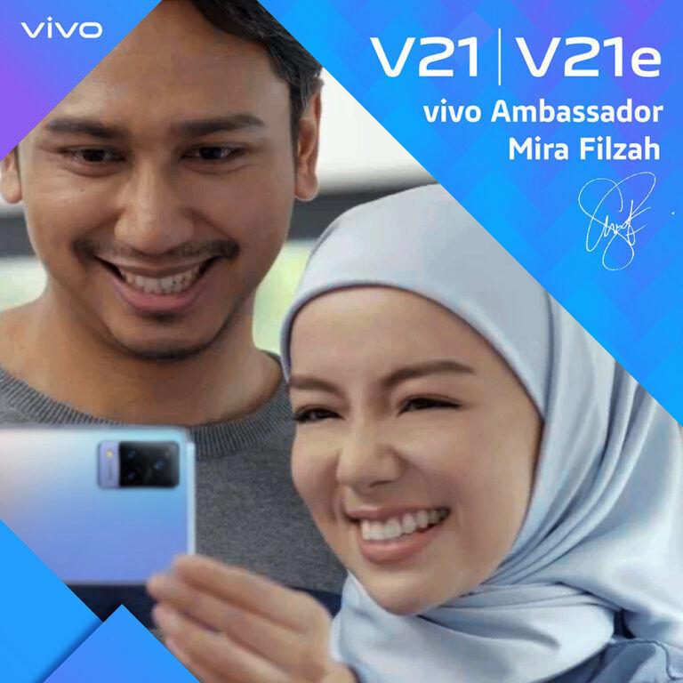 vivo v21 series malaysia