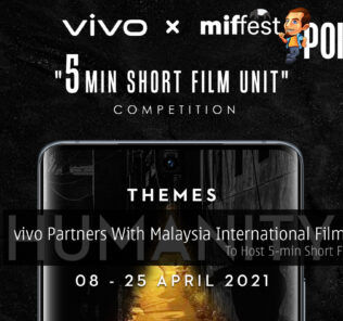 vivo Partners With Malaysia International Film Festival — To Host 5-min Short Film Contest 25