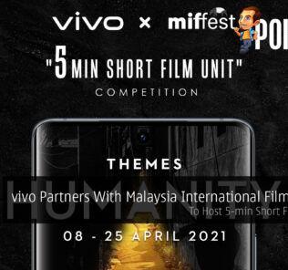 vivo Partners With Malaysia International Film Festival — To Host 5-min Short Film Contest 20