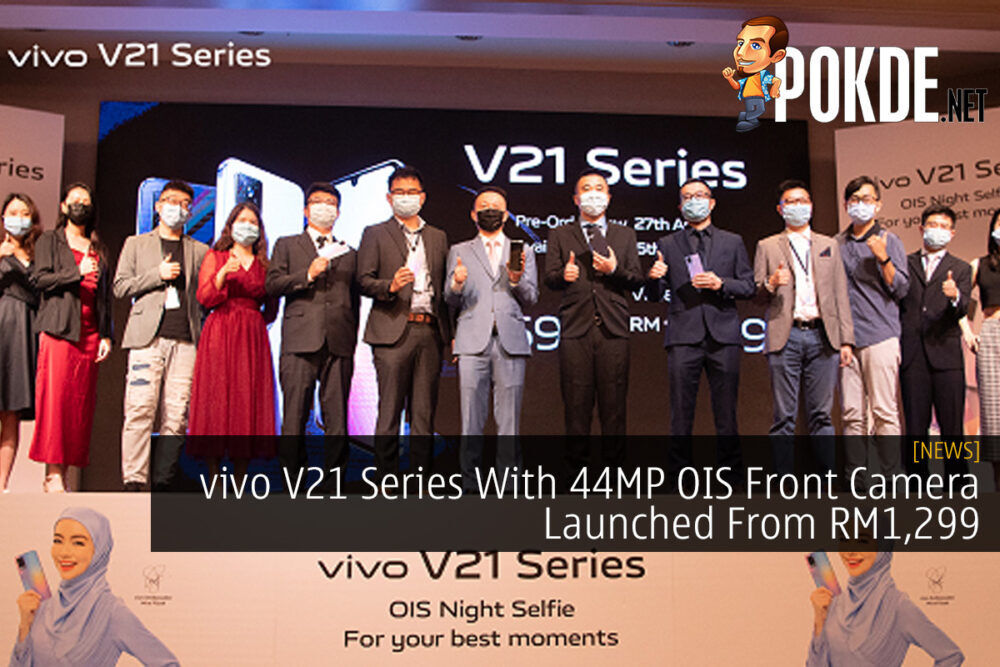 vivo V21 Series With 44MP OIS Front Camera Launched From RM1,299 23