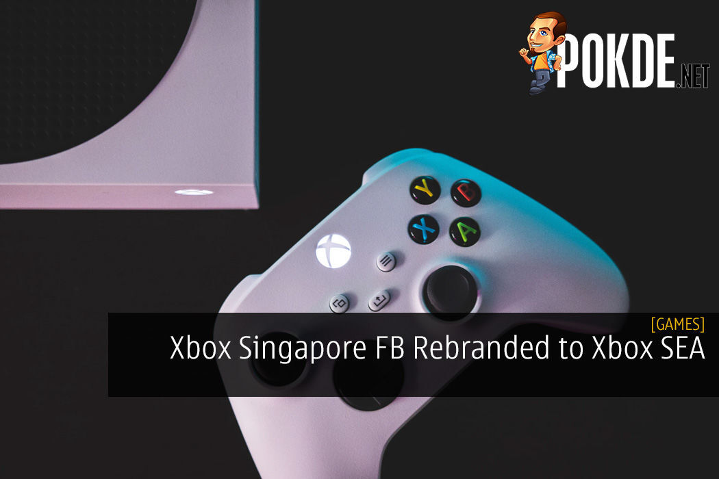 Xbox Singapore Facebook Page Rebranded to Xbox SEA - What Could This Mean?