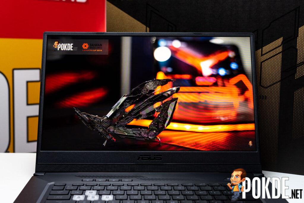 ASUS TUF Gaming Dash F15 Review-11