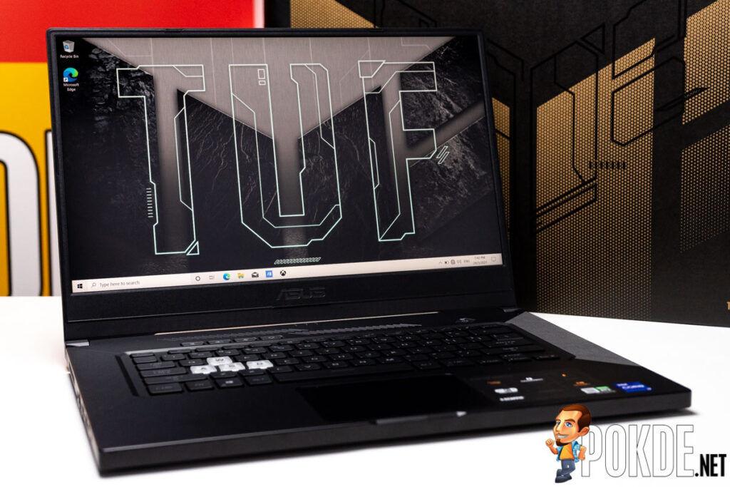 ASUS TUF Gaming Dash F15 Review-9