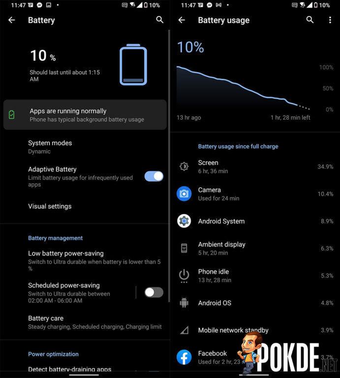 ASUS ZenFone 8 Flip Review battery life
