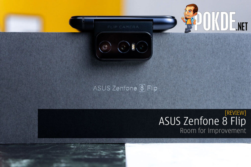 ASUS Zenfone 8 Flip review cover