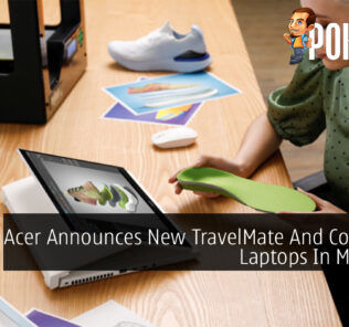Acer Announces New TravelMate And ConceptD Laptops In Malaysia cover