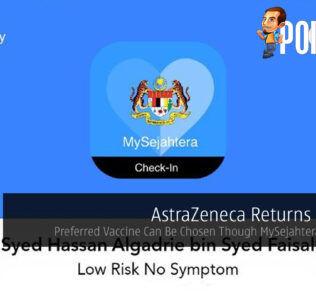 AstraZeneca PICK MySejahtera App cover