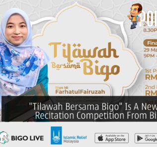 Bigo Live Tilawah Bersama Bigo cover