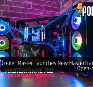 Cooler Master Launches New MasterFrame 700 Open-Air Case 28