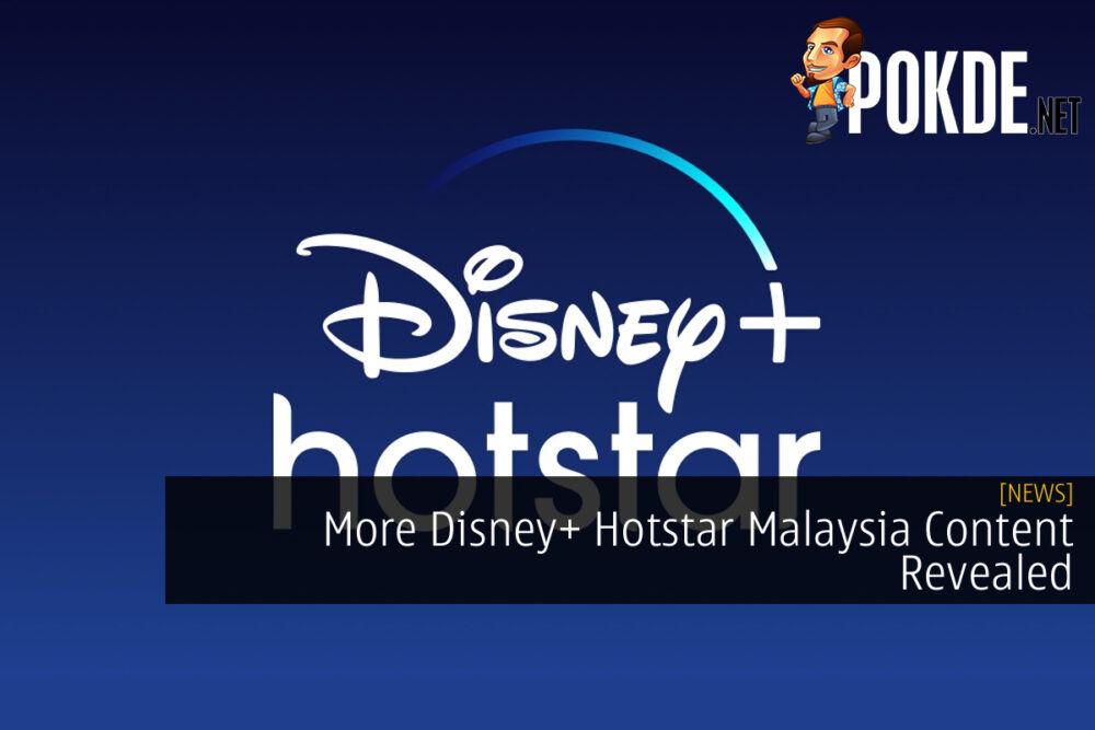 Disney+ Hotstar Malaysia cover