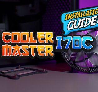 Installation Guide - Install Cooler Master i70C under 3 minute 29