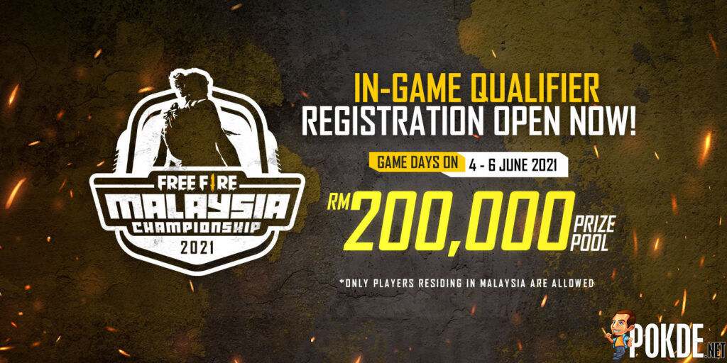 Registrations For Free Fire Malaysia Championship 2021 With RM200,000 Prize Pool Open Now 21