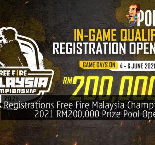 Free Fire Malaysia Championship 2021 cover