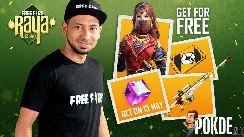 Zizan Razak Has Been Made Free Fire's First Malaysian Ambassador 21