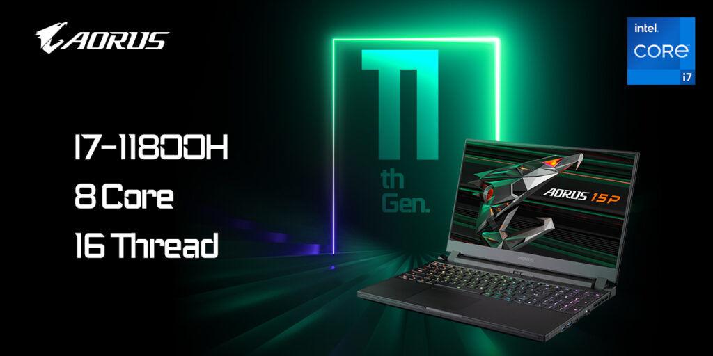 GIGABYTE AORUS 15P YD gaming laptop (3)