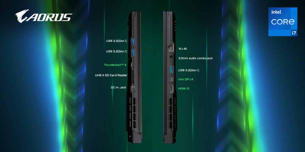 GIGABYTE AORUS 15P YD gaming laptop (4)