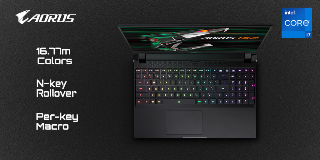 GIGABYTE AORUS 15P YD gaming laptop (6)