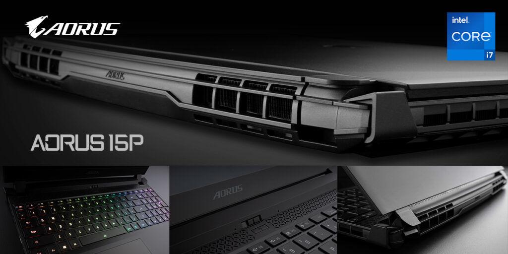 GIGABYTE AORUS 15P YD gaming laptop (8)
