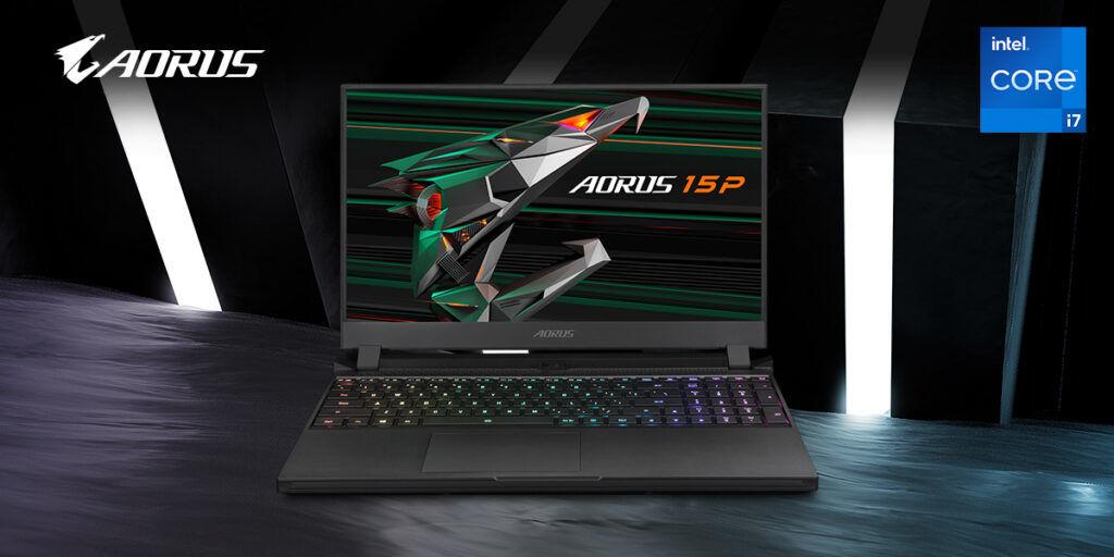 GIGABYTE AORUS 15P YD gaming laptop (9)