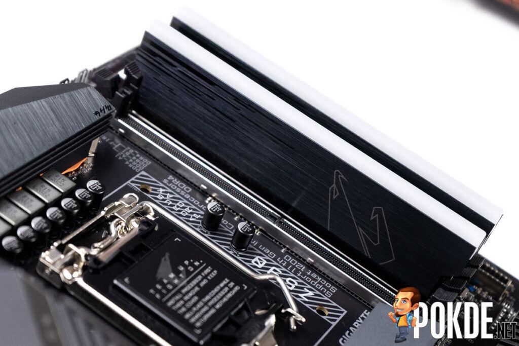 GIGABYTE AORUS RGB Memory DDR4 4800MHz Review — end-game RAM? 22