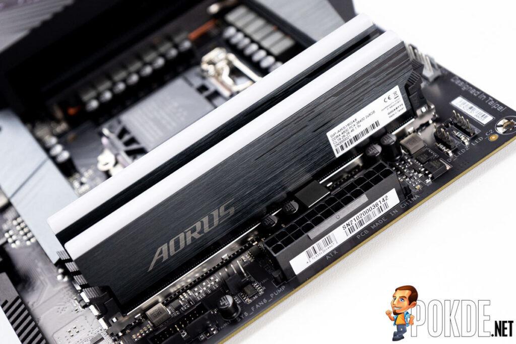 GIGABYTE AORUS RGB Memory DDR4 4800MHz Review — end-game RAM? 23