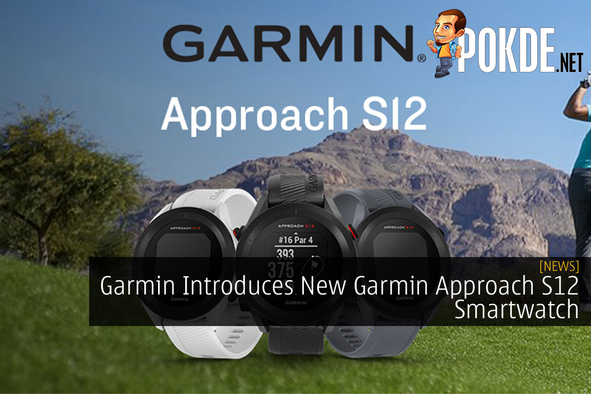 Garmin Approach S12 cover