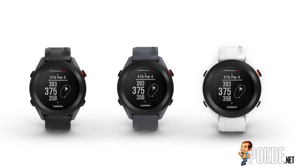 Garmin Introduces New Garmin Approach S12 Smartwatch 24