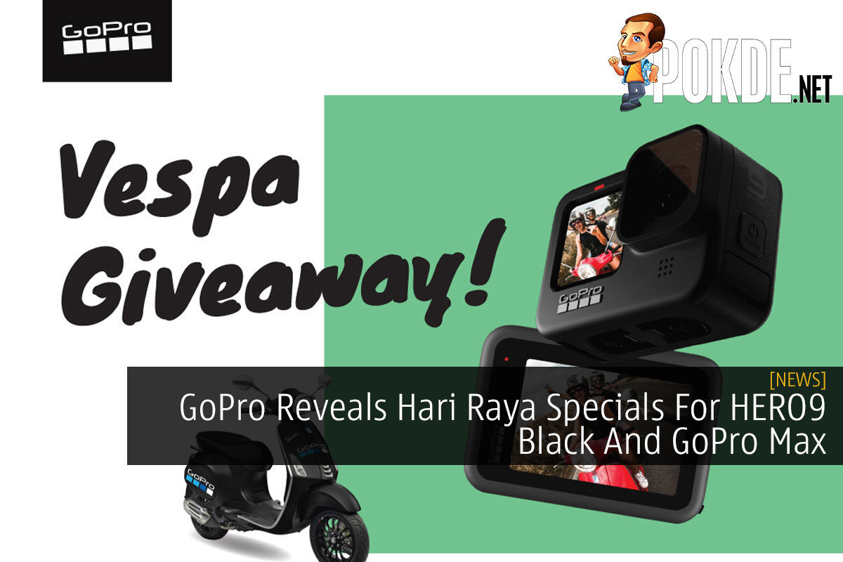 GoPro Reveals Hari Raya Specials For HERO9 Black And GoPro Max 8