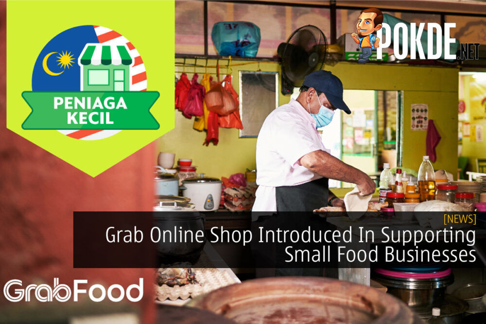 Grab Online Shop Introduced In Supporting Small Food Businesses 24