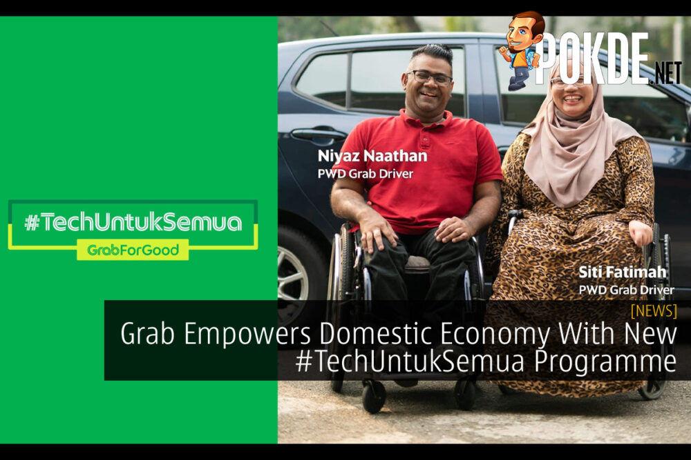 Grab #TechUntukSemua cover