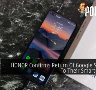 HONOR Google Services cover