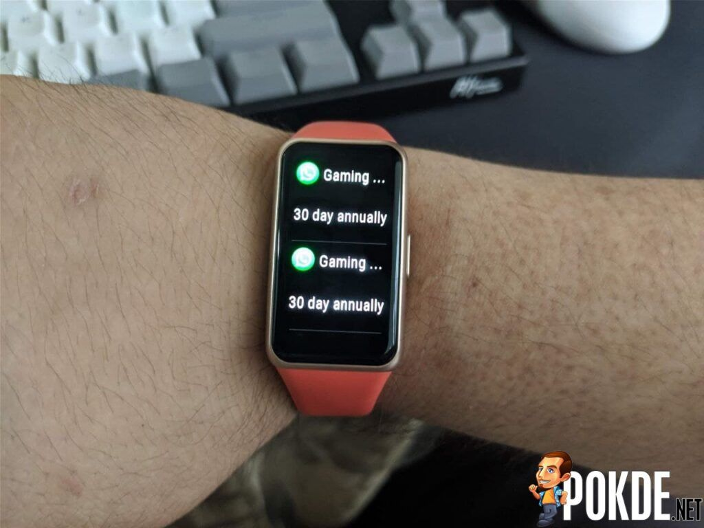 HUAWEI Band 6 Review - A fitness band with a smartwatch experience 32