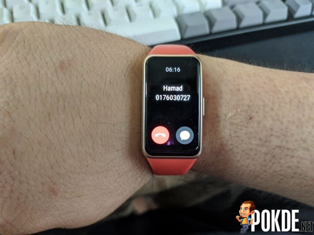 HUAWEI Band 6 Review - A fitness band with a smartwatch experience 31