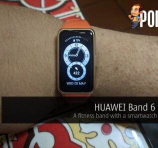 HUAWEI Band 6 review cover