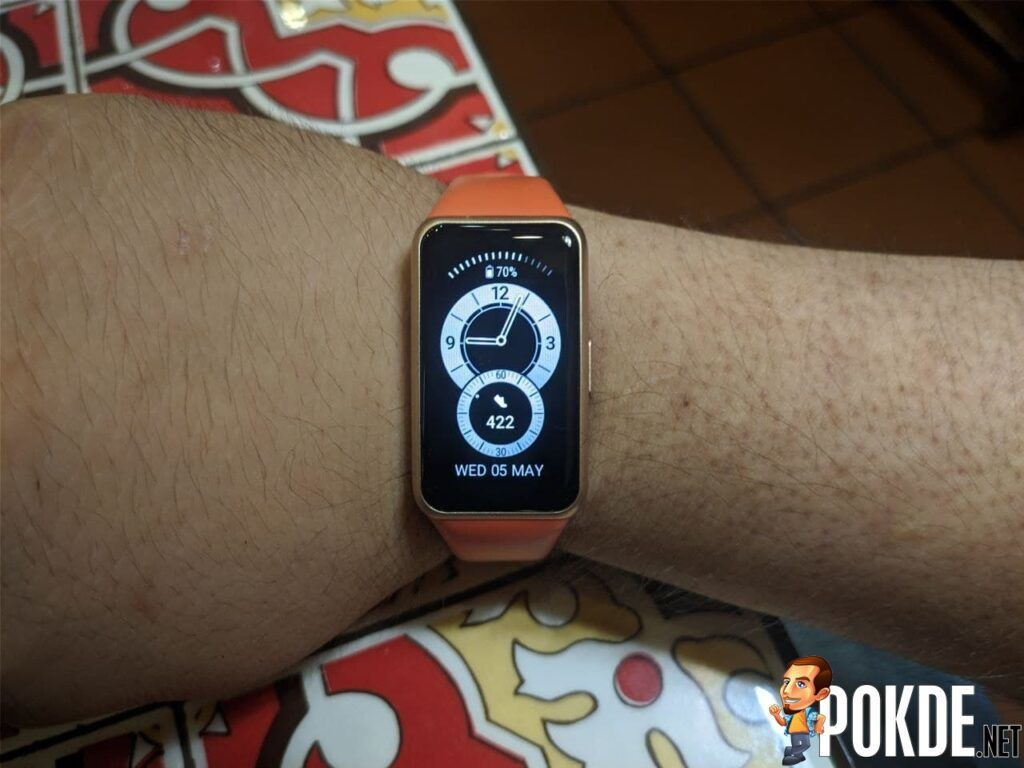 HUAWEI Band 6 Review - A fitness band with a smartwatch experience 26