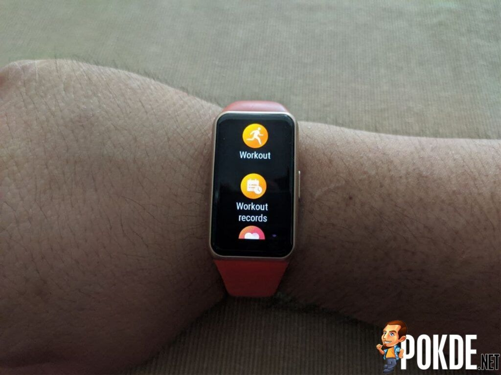 HUAWEI Band 6 Review - A fitness band with a smartwatch experience 30
