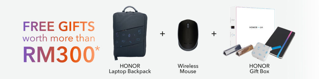 HONOR MagicBook 15 and HONOR Band 6 Now Up For Pre-order In Malaysia 28