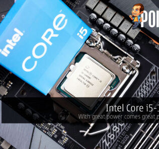 Intel Core i5-11600K Review great power cover
