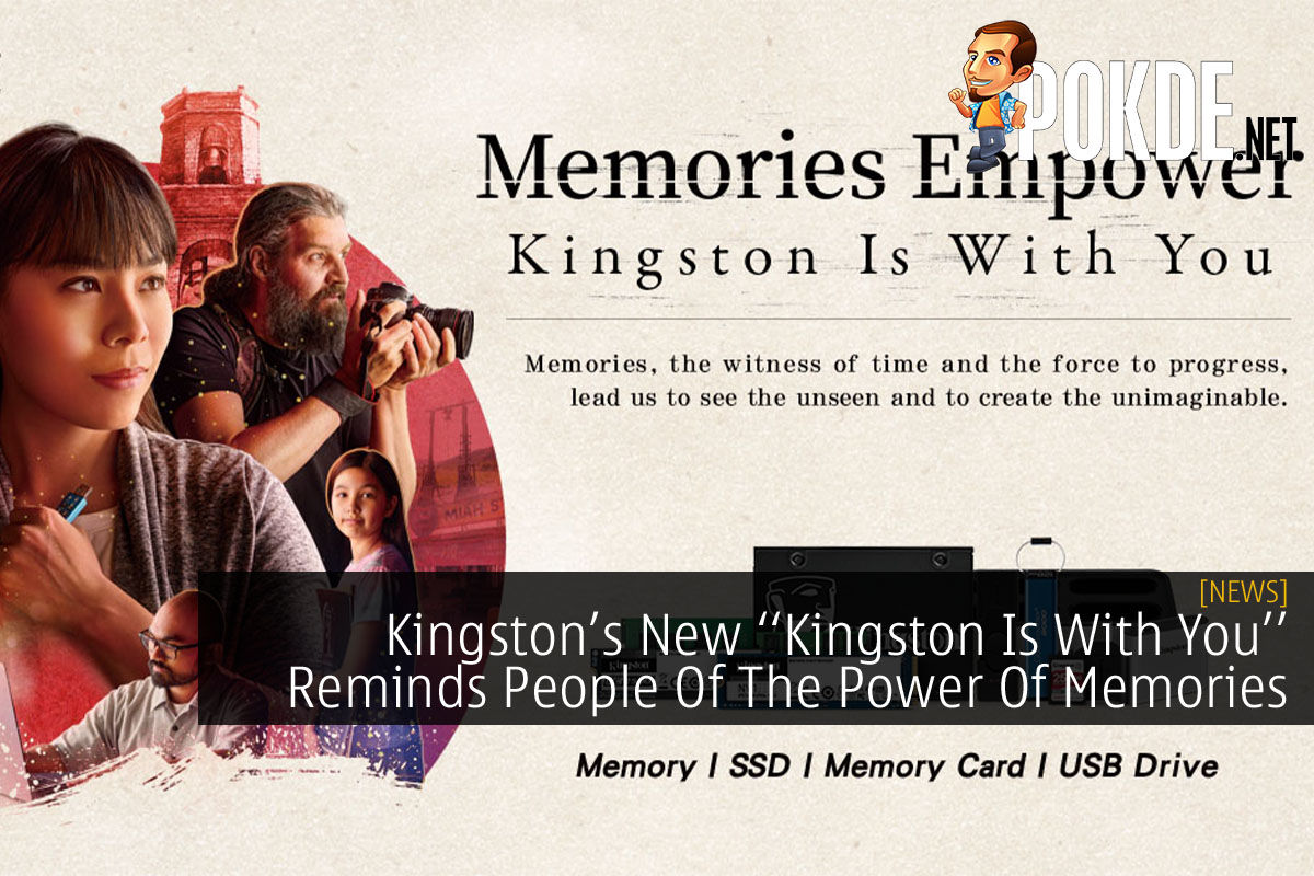 Kingston Is With You campaign cover