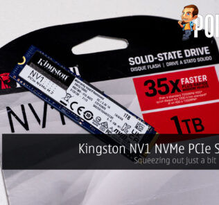 Kingston NV1 NVMe SSD 1TB Review cover