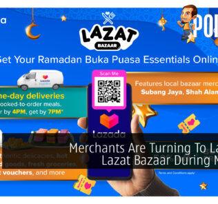 Lazada Lazat Bazaar MCO 3.0 cover