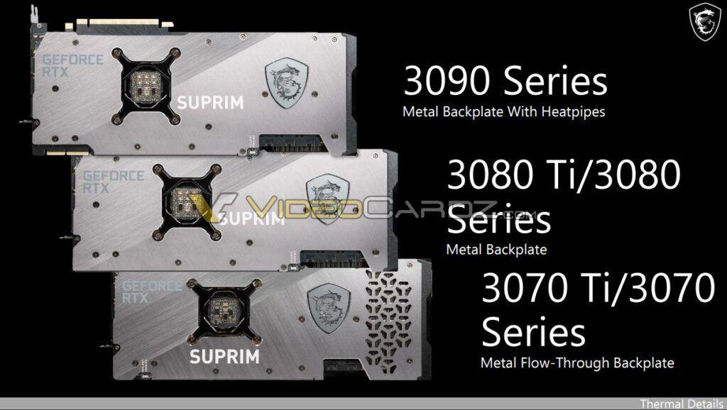 MSI-GeForce-RTX3080Ti-RTX3070Ti-SUPRIM