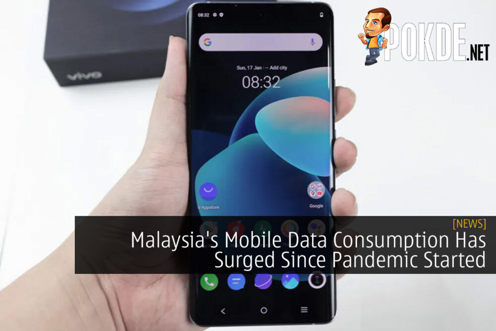 Malaysia's Mobile Data Consumption Has Surged Since Pandemic Started 24