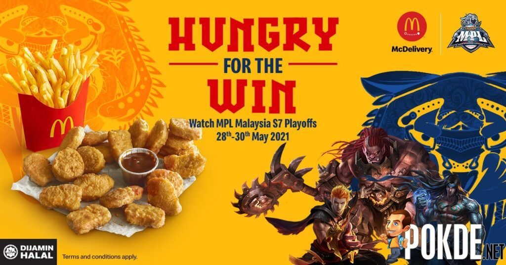 Get Free Chicken McNuggets With Mobile Legends' Collab With McDonald's McDelivery 19