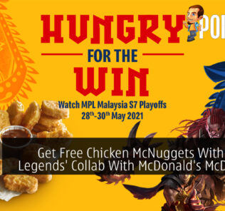 Mobile Legends x McDonald's McDelivery Chicken McNuggets cover