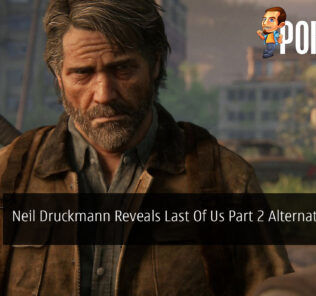 Neil Druckmann Reveals Last Of Us Part 2 Alternate Ending 19