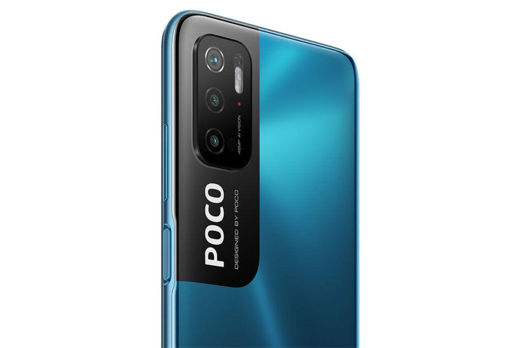 POCO M3 Pro 5G 48MP camera
