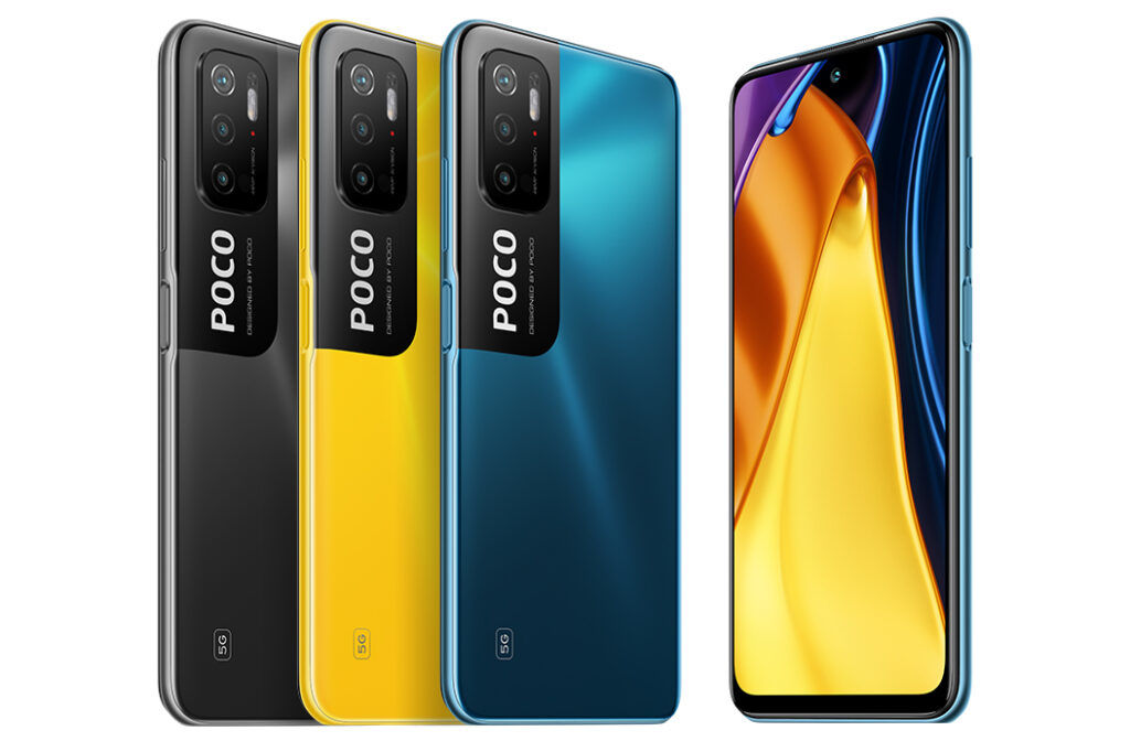 POCO M3 Pro 5G color