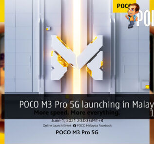POCO M3 Pro 5G launching in Malaysia this 1st June 26